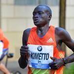 Tsegaye Kebede and Dennis Kimetto for Berlin
