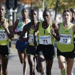 Tola aiming for 2:05 on Sunday