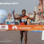 Eyob Gebrehiwet wins Venicemarathon 2017