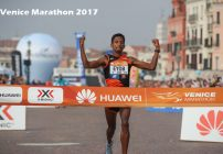 eyob faniel - venicemarathon 2017