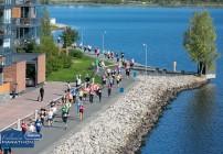 Finlandia Marathon 2015 in Jyväskylä