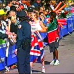 The New York City Marathon 2004