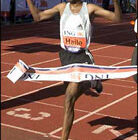 The Amsterdam Marathon 2005