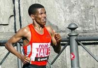 Haile Gebrselassie one more marathon
