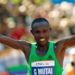 Mutai Delivers in New York