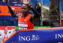 Geoffrey Mutai, Priscah Jeptoo to defend NYC titles