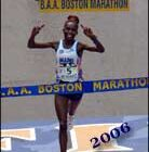 Rita Jeptoo Boston 2006