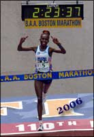 Rita Jeptoo Boston 2006
