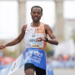 Bekele for Berlin Marathon 2021