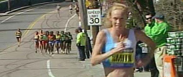 Kim Smith for New York Marathon 2011
