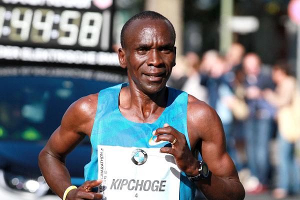Kipchoge aims for record at Berlin Marathon