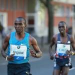 Kenyan double at Berlin Marathon 2015