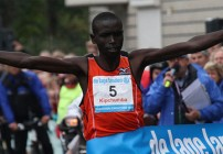 Kipchumba wins Eindhoven Marathon 2011