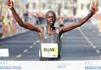 allan kiprono - hannover marathon 2017