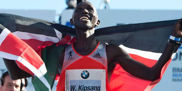 Wilson Kipsang - World Record