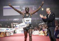 mike korir - frankfurt-marathon