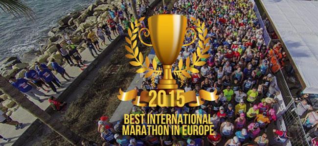 Limassol Marathon receives award