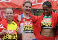 London anti-doping, Shobukhova stripped of title