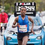 Mekonnen, Augusto win Hamburg Marathon titles