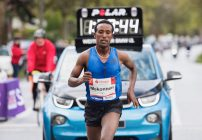 Tsegaye Mekonnen - Hamburg Marathon
