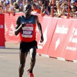 Mosop sets Record while Shobukhova Three-peats