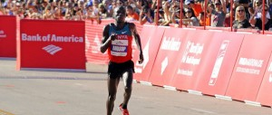 Moses Mosop sets Chicago record