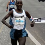 Paris Marathon 2003 – Mike Rotich wins