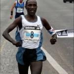 Paris Marathon 2003 – Mike Rotich wins