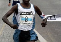Mike Rotich Paris 2003