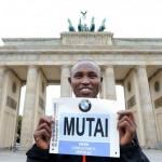 Mutai ready to go