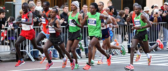 New York Marathon 2011
