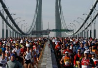 Verrazano-Narrows Bridge - New York City Marathon