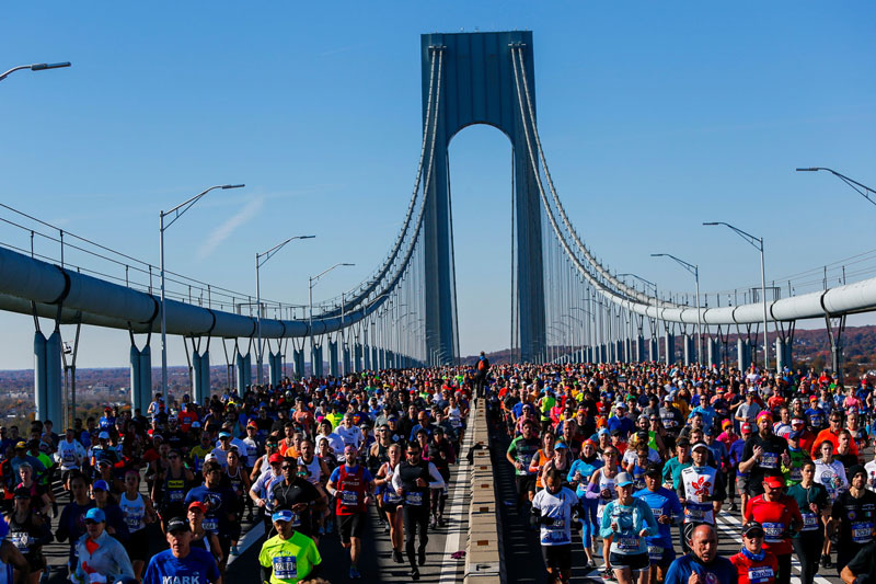 NYC Marathon set to celebrate 50 years