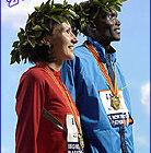 Tergat, Prokopcuka Win New York 2005