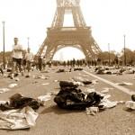 The Paris Marathon 2003 coverage