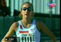 New York City Marathon 2004 Report