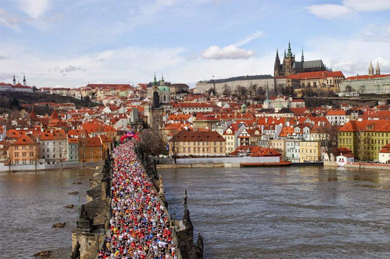 The Volkswagen Prague Marathon postponed until after 2021