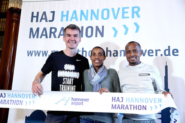 April, Gabius to duel in Hannover Marathon