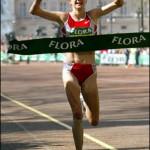 The London Marathon 2003 summary