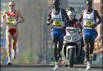 London Marathon 2003