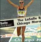 Paula Radcliffe Chicago 2002