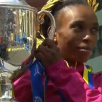 Keflezighi, Jeptoo Win Historic 118th Race