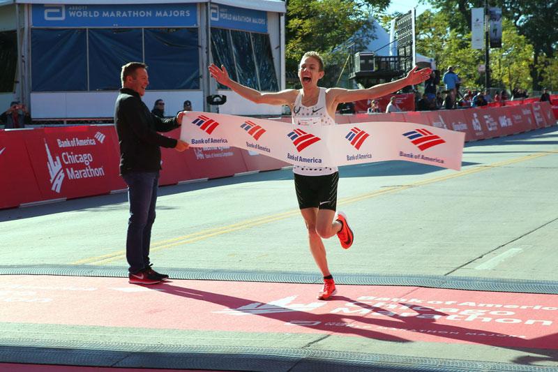 Rupp, Dibaba win Chicago Marathon 2017 titles