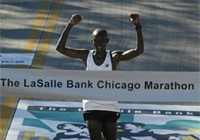 Evans Rutto takes title in 2:06:16