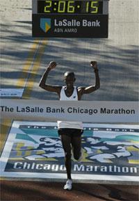Evans Rutto Chicago 2004