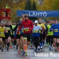 Vantaa Marathon for 25th time