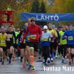 Vantaa Marathon for 25th time