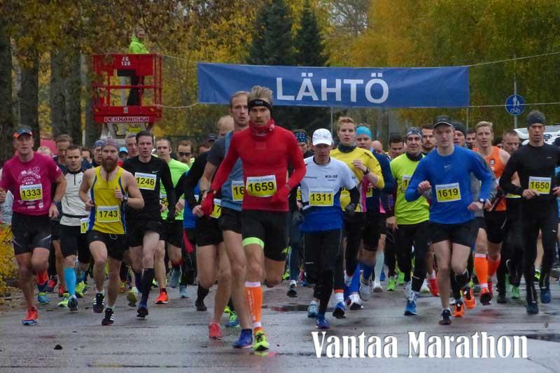 vantaa marathon events