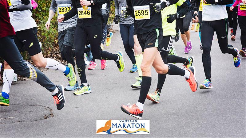 Success for Vantaa Marathon Events