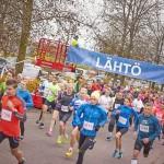 Vantaa Marathon 2015 in October